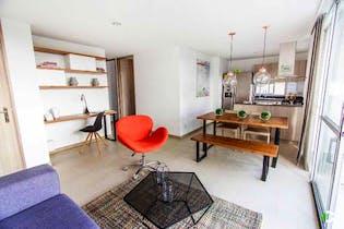 Apartamento en venta en Altos De La Pereira de 2 alcoba