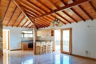 Casa en venta en El Rosal de 3 alcobas