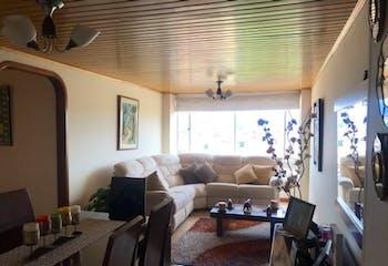 Apartamento en venta en Prado Pinzón de 3 alcobas