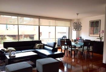 Apartamento en venta en Chicó Reservado de 3 hab. con Gimnasio...