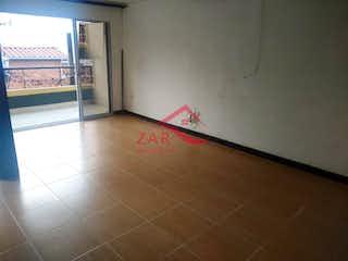 Una vista de una habitación con suelo y una cama en Apartamento en venta en El Salvador de cinco habitaciones
