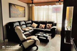 Apartamento en venta en Barrio Verbenal de 3 alcobas