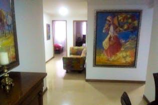 Apartamento en venta en Laureles de 3 habitaciones