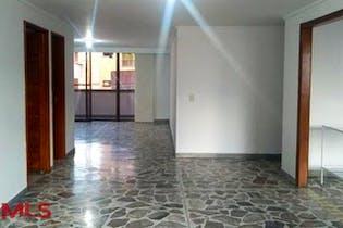 Apartamento en venta en Laureles de 3 alcoba