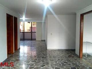 Una vista de un pasillo desde un pasillo en Don Sebastian
