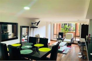 Apartamento en venta en Los Rosales 96m²