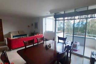 La Paulita, Apartamento en venta en San Lucas de 143m²