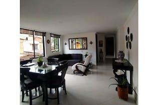Apartamento en venta en Envigado de 69m² con Balcón...