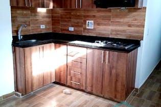 Apartamento en venta en Barrio Antioquia de 2 alcobas
