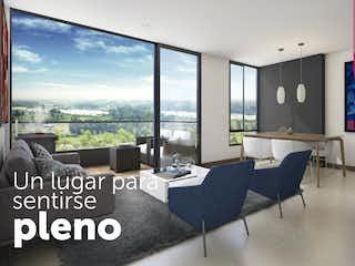 Una sala de estar llena de muebles y una ventana en Pomarrosa