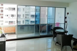 Apartamento en venta en Aves María de 2 hab. con Piscina...