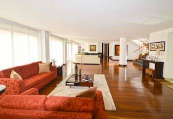 Penthouse en Rosales, Chico - 574mt, duplex, tres alcobas, jacuzzi