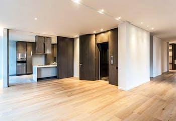 Apartamento en venta en Rosales de 268m² con Bbq...