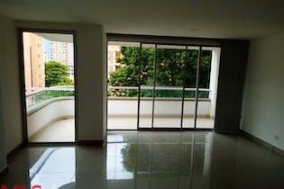 Montecarlo, Apartamento en venta en Laureles 105m²