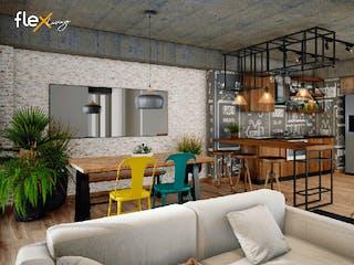 Flex Living, proyecto de vivienda nueva en El Trapiche, Sabaneta
