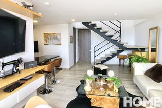Apartamento en venta en Chapinero Alto de 1 habitación