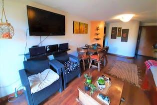 Apartamento en venta en Rafael Nunez de 3 hab.