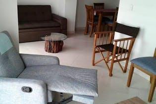 Apartamento en venta en Rionegro de 2 hab.