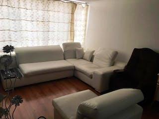 Una sala de estar llena de muebles y un sofá en Apartamento En Venta En Nueva Marsella de 79m2
