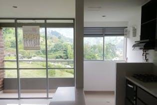 Apartamento en venta en El Chingui de 2 alcobas