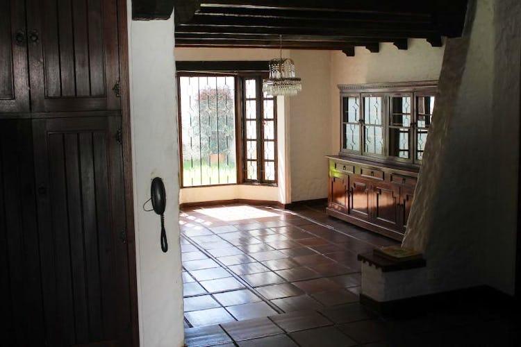 Foto 4 de Casa En Venta En Bogota Andes- 3 alcobas