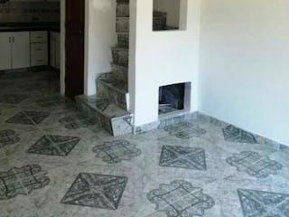 Una habitación que tiene una cama en ella en MIRADOR DE SAN BASILIO