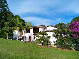 Una casa que tiene un árbol en ella en Casa en venta en Centro, 550m²