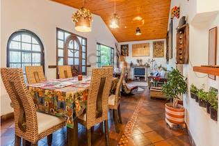 Casa en venta en Sopó de 3 alcobas