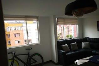 Apartamento en venta en Hayuelos 56m² con Bbq...