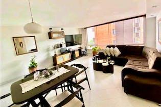 Apartamento en venta en Los Balsos de 92m² con Balcón...