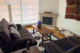 Apartamento en venta en Chico de 2 alcobas