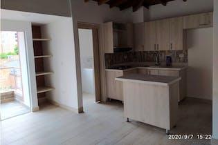 Apartamento en venta en Sabaneta de 2 habitaciones