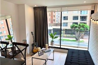 Apartamento en venta en Barrio Cedritos 54m² con Bbq...