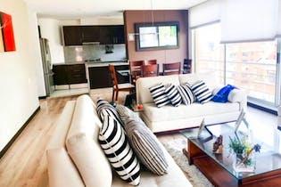 Apartamento en venta en Rosales de 2 hab. con Gimnasio...