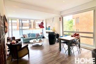 Apartamento en venta en La Cabrera de 2 hab. con Bbq...