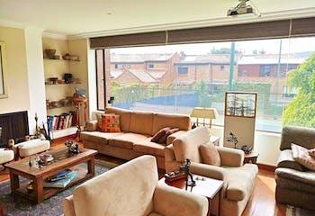 Apartamento En Bogota Cerros De Suba, con tres alcobas.