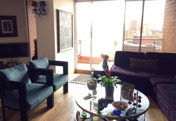 Apartamento en Bogota La Cabrera -dúplex, con terraza