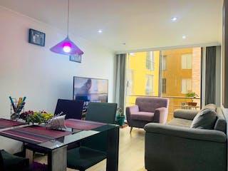 Apartamento en venta en Nueva Marsella, Bogotá