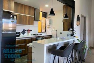 Apartamento en venta en San Joaquin de 106m²