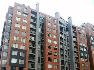 Un gran edificio en medio de una ciudad en Apartamento en venta en Ciudad Salitre Oriental de 3 alcoba