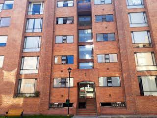 Un edificio de ladrillo con un edificio de ladrillo rojo en Apartamento en Venta MAZUREN