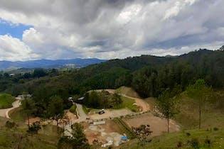 Senderos de Compostela, Lote en venta en V. Pantanillo (El Retiro) de 5443m²