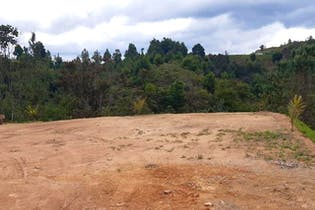 Senderos de Compostela, Lote en venta en V. Pantanillo (El Retiro) de 3200m²