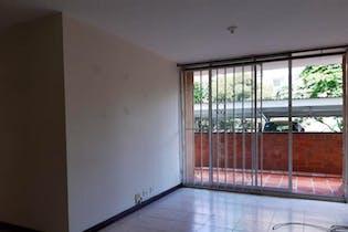Apartamento en venta en Loma De Los Bernal de 3 habitaciones