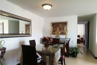 Apartamento en venta en Itagüí de 76m² con Bbq...