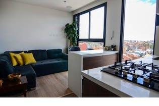 Bogota, Apartamento en venta en Santa Bárbara 38m² con Bbq...