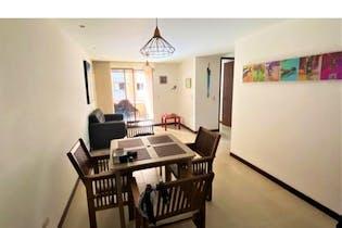 Apartamento en venta de 80 m2 en Jardines-Otra Parte Envigado