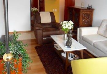Apartamento en venta en Chicó Navarra, 74m²