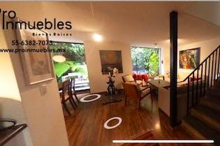 Casa en venta en Fortín De Chimalistac de 3 alcobas