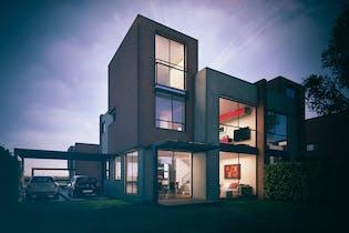 Vivienda nueva, Siena, Casas en venta en Casco Urbano Cajicá con 138m²